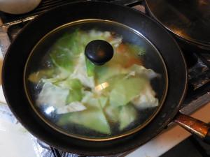キャベツのさっと煮 ステップ6